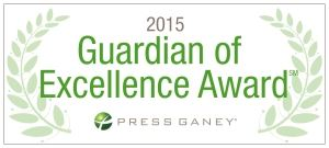 guardian of excellence logo